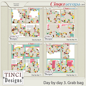 Day by day 3. Grab Bag