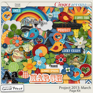Project 2013: March - Kit