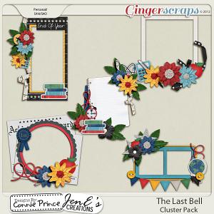 Retiring Soon - The Last Bell - Cluster Pack