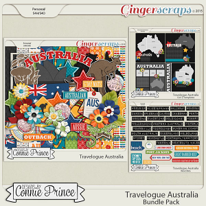 Travelogue Australia - Bundle Pack