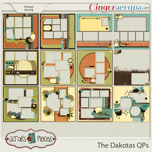 The Dakotas Quick Pages