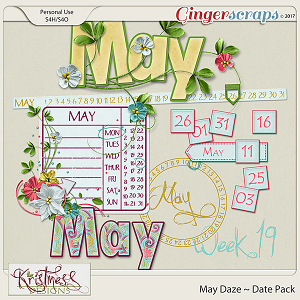 May Daze Date Pack