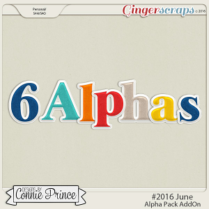 #2016 June - Alpha Pack AddOn