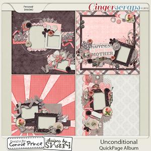 Retiring Soon - Unconditional - QuickPage Album