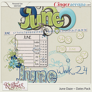 June Daze Date Pack