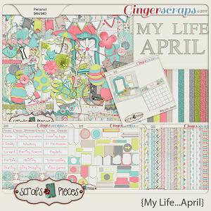 My Life - April Bundle