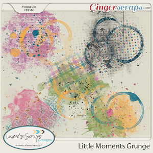 Little Moments Grunge