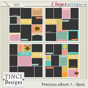 Precious album 1. - Basic