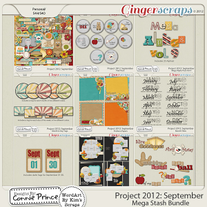 Retiring Soon - Project 2012: September - Mega Stash