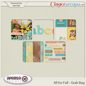 All For Fall - Grab Bag by Aprilisa Designs