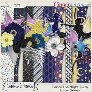 Dance The Night Away - Border Clusters