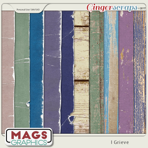 I Grieve SPECIALTY PAPERS by MagsGraphics
