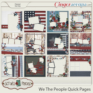 We The People Quick Pages