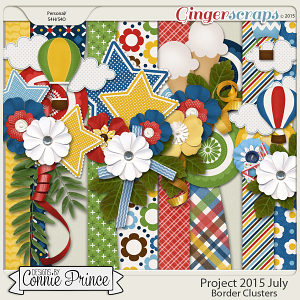 Project 2015 July - Border Clusters
