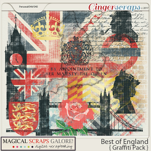 Best of England (graffiti)