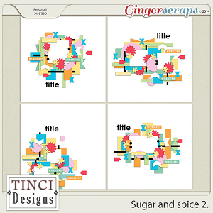 Sugar and spice 2.