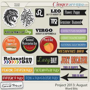 Project 2013: August - WordBits