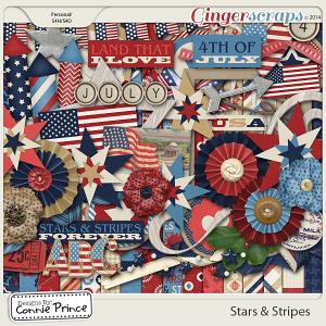 Stars & Stripes - Kit