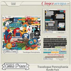 Travelogue Pennsylvania - Bundle Pack