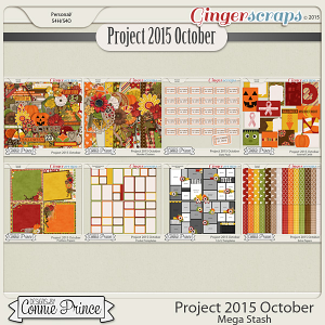 Project 2015 October - Mega Stash