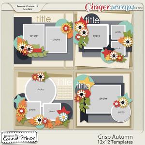 Crisp Autumn - 12x12 Temps (CU Ok)