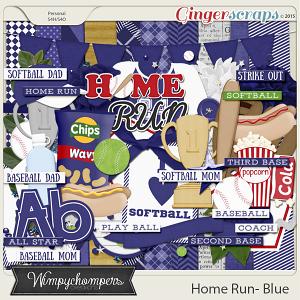 Home- Run- Blue