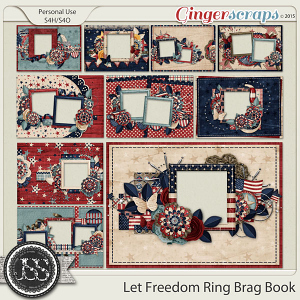 Let Freedom Ring Brag Book