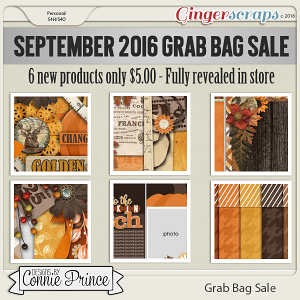 September 2016 Grab Bag - Golden Fall Days