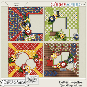 Better Together - QuickPages