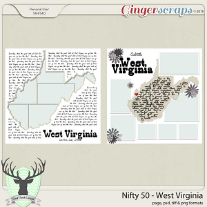 Nifty 50: West Virginia