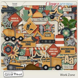 Retiring Soon - Work Zone - Kit