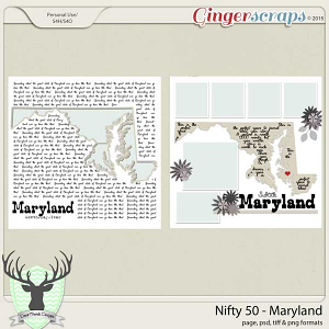 Nifty 50: Maryland