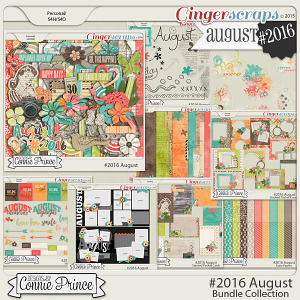 #2016 August - Bundle Collection