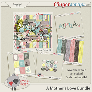 A Mother's Love Bundle by Luv Ewe Designs