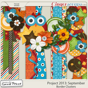 Project 2013:  September - Border Clusters