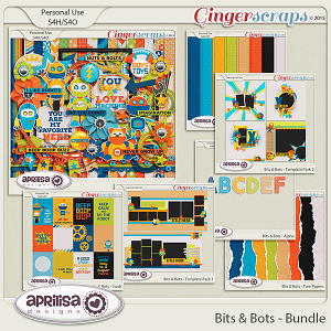 Bits And Bots - Bundle