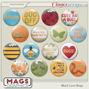 Must Love Bugs FLAIR