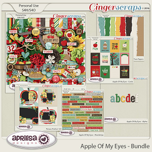Apple Of My Eye - Bundle
