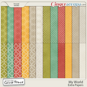 My World - Extra Papers