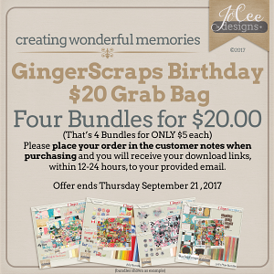 Four for $20 Grab Bag by JoCee Designs