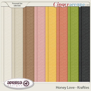 Honey Love - Krafties