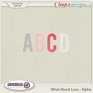 What About Love - Alpha