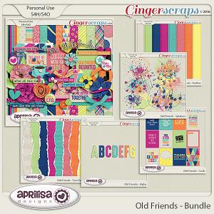 Old Friends - Bundle by Aprilisa Designs
