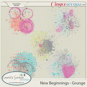 New Beginnings - Grunge