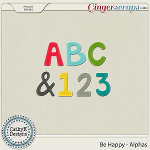 Be Happy - Alphas