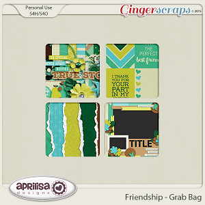August Grab Bag - Friendship