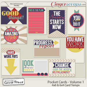 Pocket Card Templates Volume 1 (CU Ok)