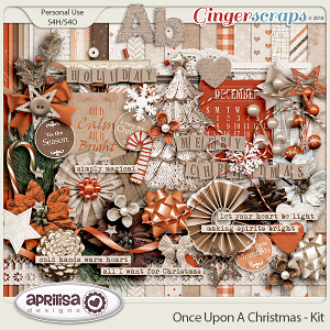 Once Upon A Christmas - Kit