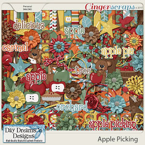 Apple Picking {Kit} by Day Dreams 'n Designs
