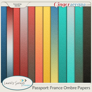 Passport: France Ombre Papers